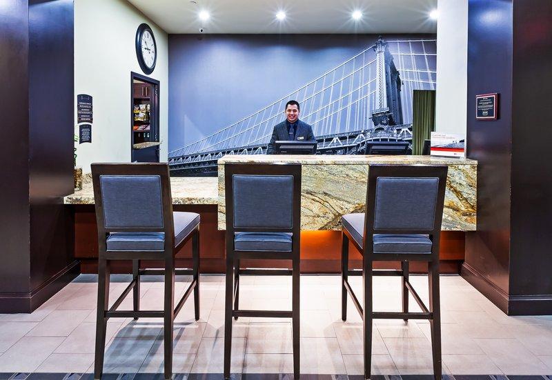 Staybridge Suites Amarillo - Western Crossing-Front Desk<br/>Image from Leonardo