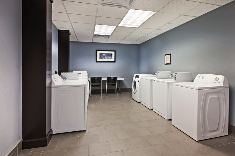 Staybridge Suites Amarillo - Western Crossing-Free guest laundry - no quarters needed.<br/>Image from Leonardo