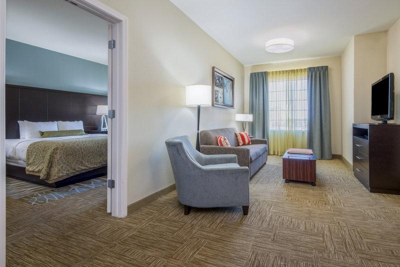 Staybridge Suites Amarillo - Western Crossing-Guest Room<br/>Image from Leonardo