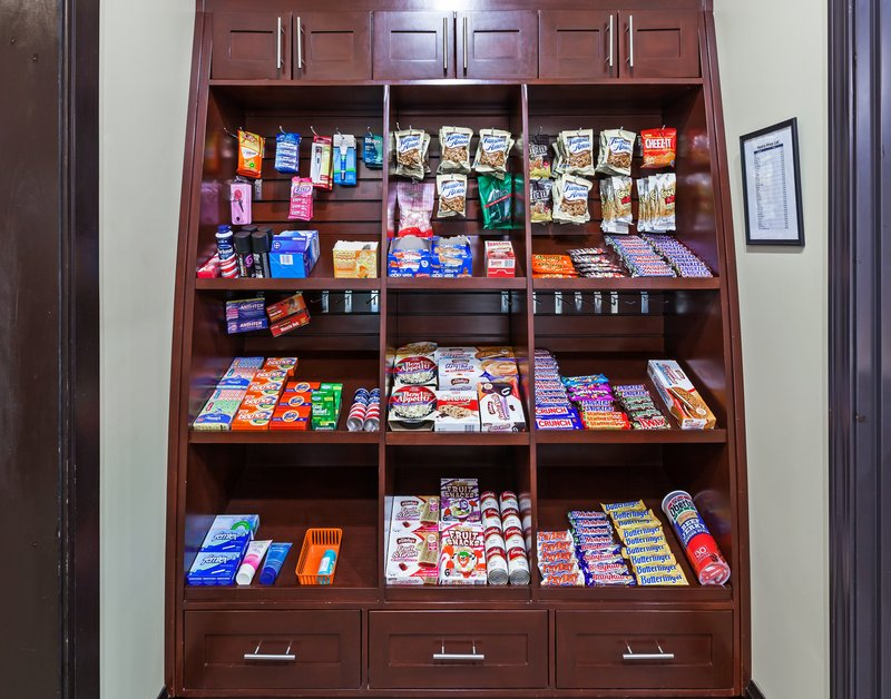 Staybridge Suites Amarillo - Western Crossing-Snacks & beverages available for purchase 24/7 at the Pantry<br/>Image from Leonardo