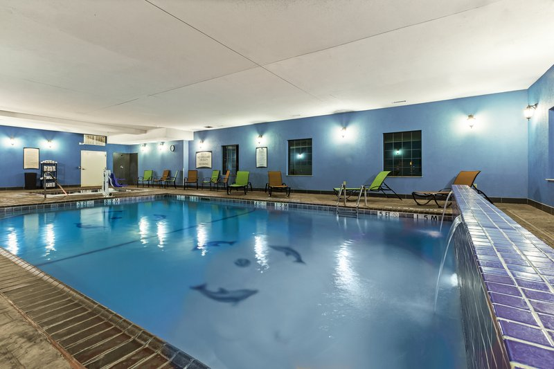 Staybridge Suites Amarillo - Western Crossing-Go for a dip in our indoor Swimming Pool<br/>Image from Leonardo