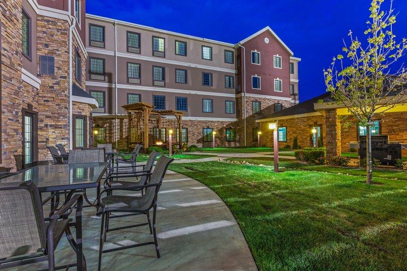 Staybridge Suites Amarillo - Western Crossing-Courtyard<br/>Image from Leonardo