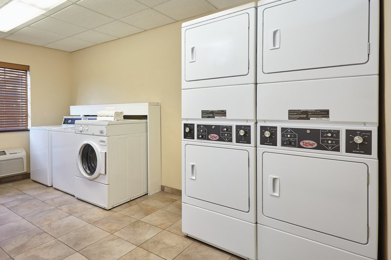 Candlewood Suites Aurora-Naperville-Laundry Facility<br/>Image from Leonardo
