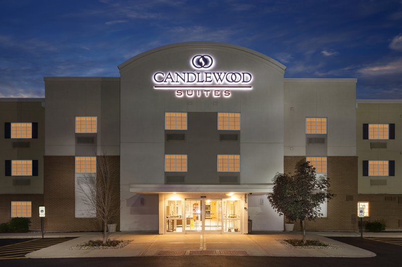 Candlewood Suites Aurora-Naperville-Hotel Exterior<br/>Image from Leonardo