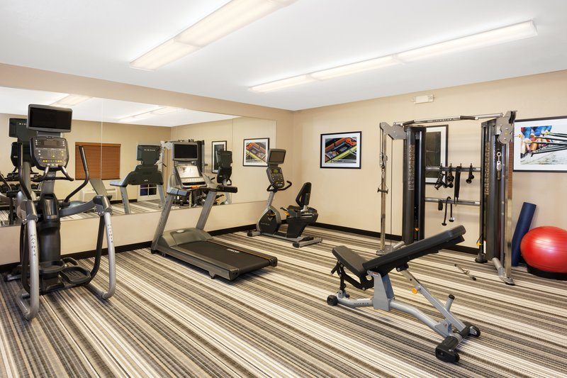 Candlewood Suites Aurora-Naperville-Newly-Renovated 24 hour Fitness Center with brand new equipment<br/>Image from Leonardo