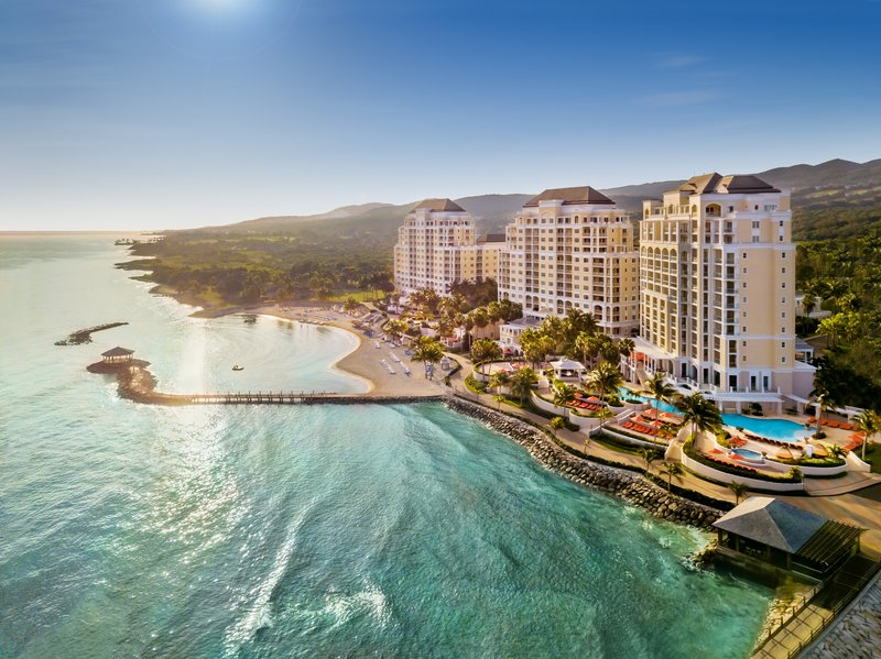 Jewel Grande Montego Bay Resort & Spa  - Arial View <br/>Image from Leonardo
