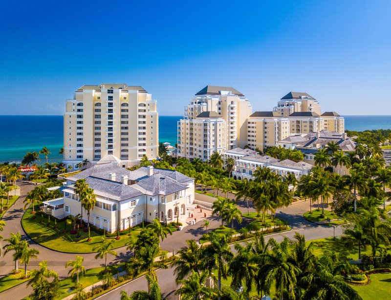 Jewel Grande Montego Bay Resort & Spa  - Front Aerial <br/>Image from Leonardo