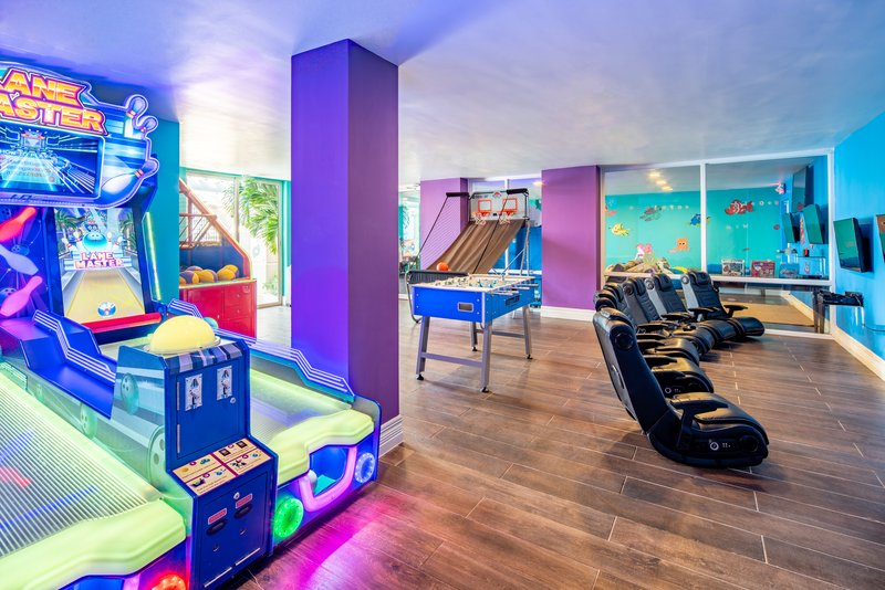 Jewel Grande Montego Bay Resort & Spa  - Indoor Play Area for Teens <br/>Image from Leonardo