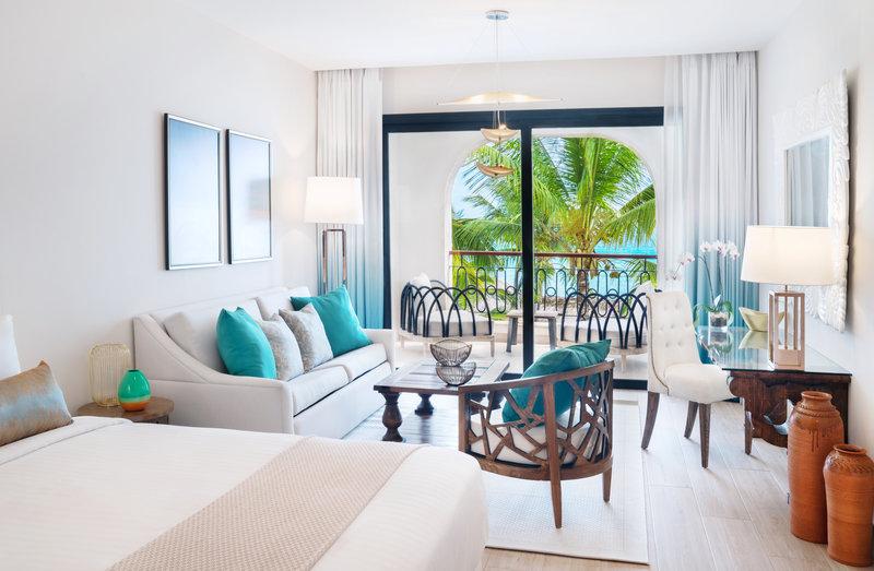 Sanctuary Cap Cana - Luxury Jr Suite Guestroom <br/>Image from Leonardo