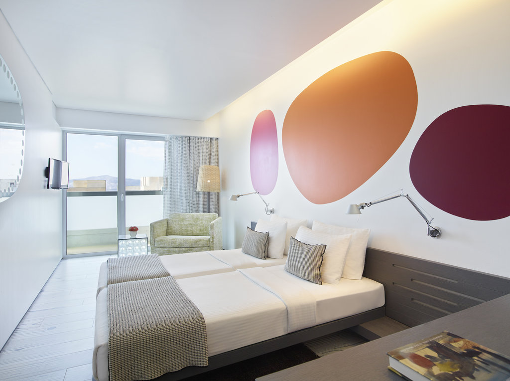 Fresh Hotel - Superior Room <br/>Image from Leonardo