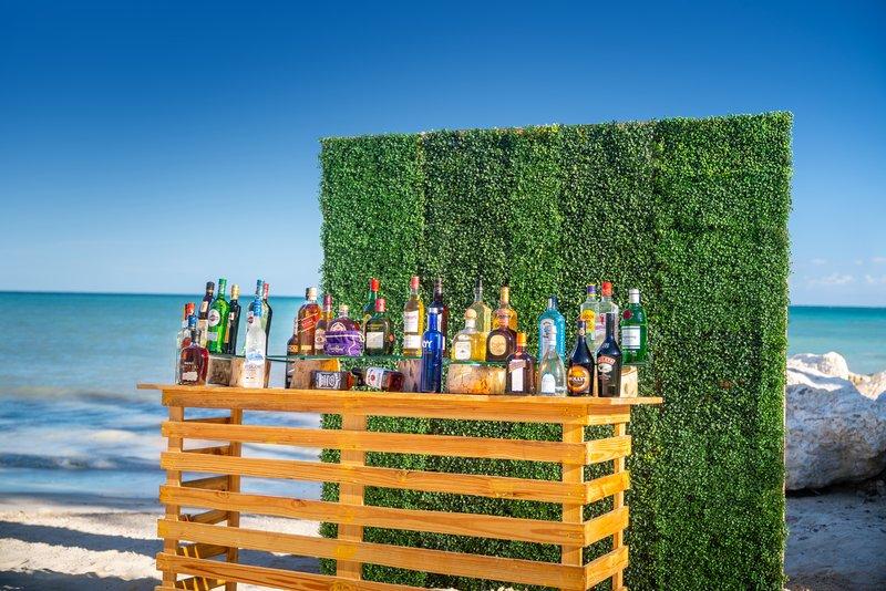 Sanctuary Cap Cana - Sanctuary Cap Cana Beach Wedding Bar <br/>Image from Leonardo