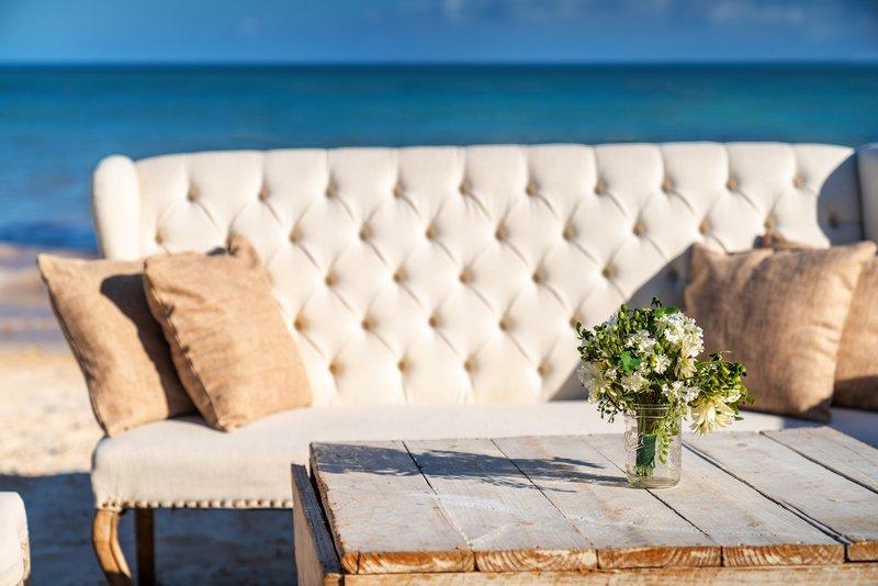 Sanctuary Cap Cana - Sanctuary Cap Cana Beach Wedding Lounge <br/>Image from Leonardo