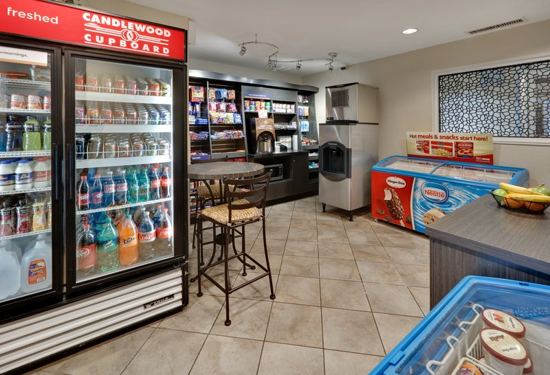 Candlewood Suites Dallas Market Centre-Cupboard <br/>Image from Leonardo