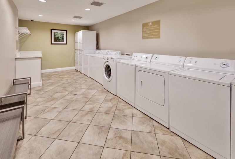 Candlewood Suites Dallas Market Centre-Laundry Facility <br/>Image from Leonardo