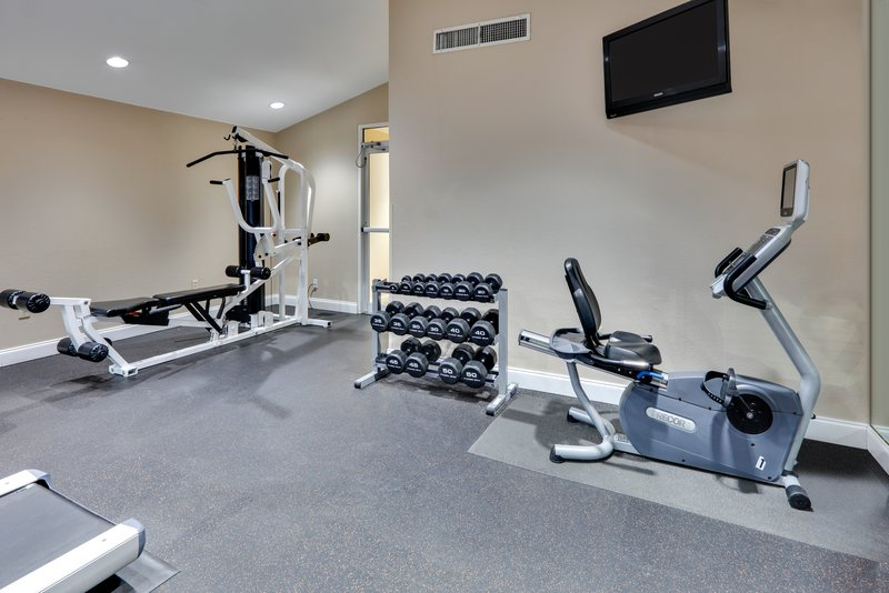 Candlewood Suites Dallas Market Centre-Fitness Center <br/>Image from Leonardo
