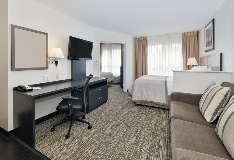 Candlewood Suites Dallas Market Centre-1 Bedroom Suite 2 Double Nonsmoking <br/>Image from Leonardo