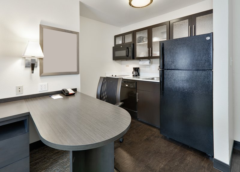 Candlewood Suites Dallas Market Centre-Kitchen <br/>Image from Leonardo