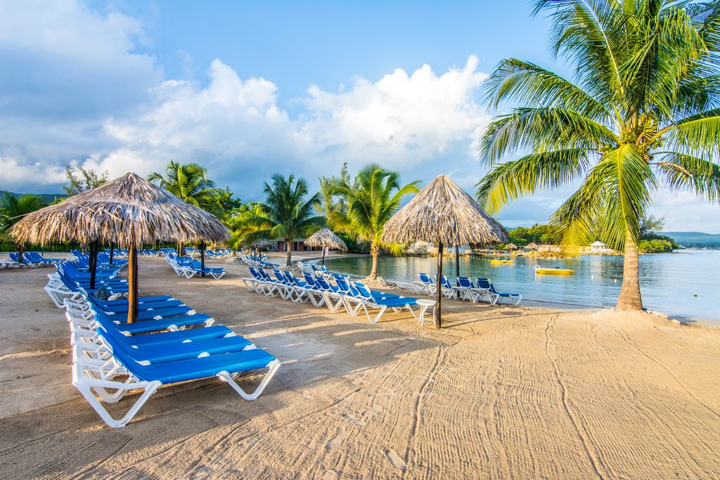 Jewel Paradise Cove Adult Beach Resort -Beach Chairs<br/>Image from Leonardo