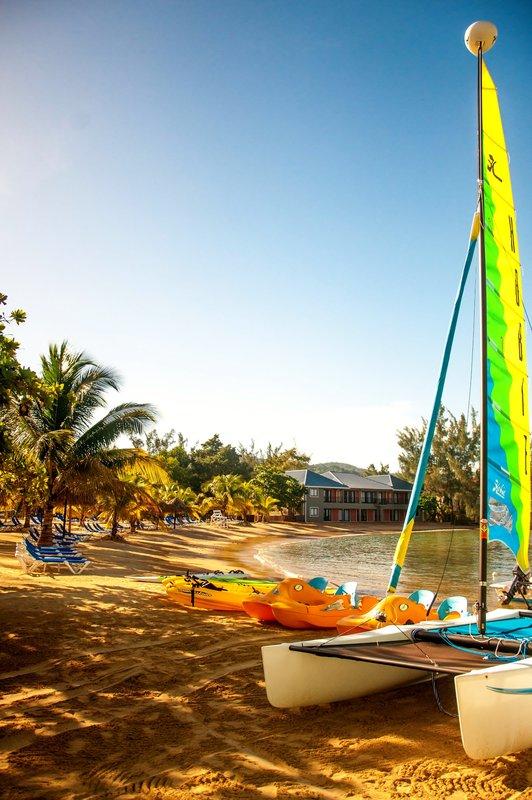 Jewel Paradise Cove Adult Beach Resort  - Catamaran Rides <br/>Image from Leonardo
