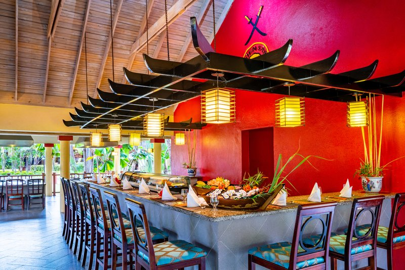 Jewel Runaway Bay Beach And Golf Resort  - Golden Sabre Sushi <br/>Image from Leonardo