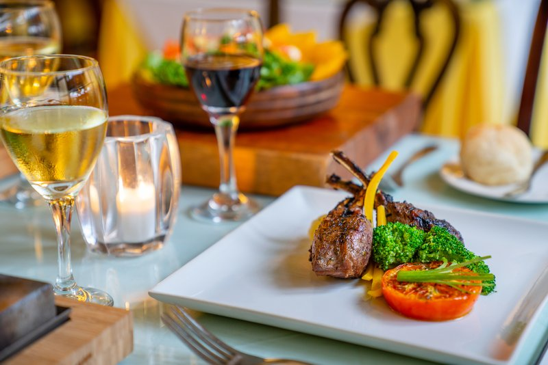 Jewel Runaway Bay Beach And Golf Resort  - Platinum Restaurant Detailed <br/>Image from Leonardo