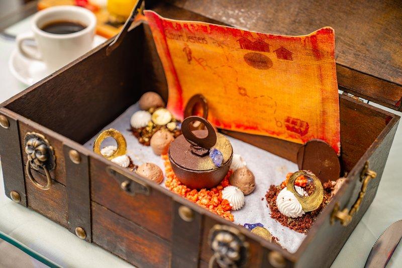 Jewel Runaway Bay Beach And Golf Resort  - Platinum Restaurant Dessert <br/>Image from Leonardo