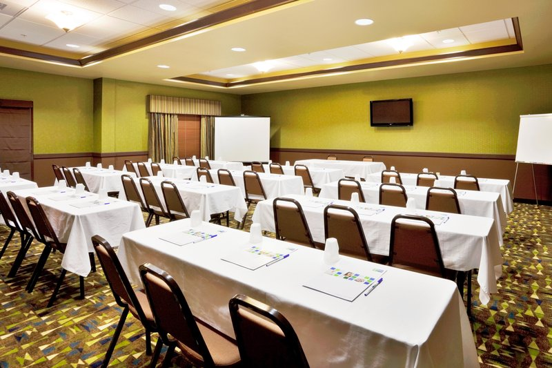 Holiday Inn Express Crystal River-Meeting Room Classroom Style<br/>Image from Leonardo