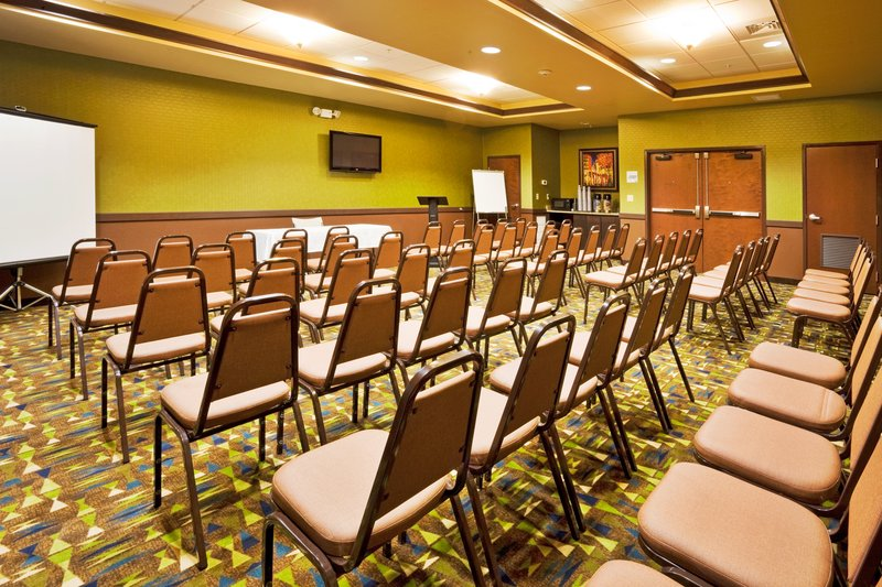 Holiday Inn Express Crystal River-Meeting Room Theater Style<br/>Image from Leonardo