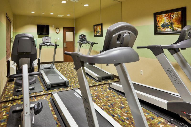 Holiday Inn Express Crystal River-Fitness Center<br/>Image from Leonardo