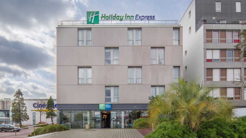 Holiday Inn Express Saint - Nazaire-Hotel Exterior<br/>Image from Leonardo