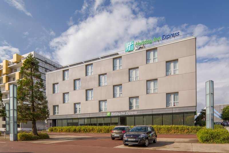 Holiday Inn Express Saint - Nazaire-Hotel nearby