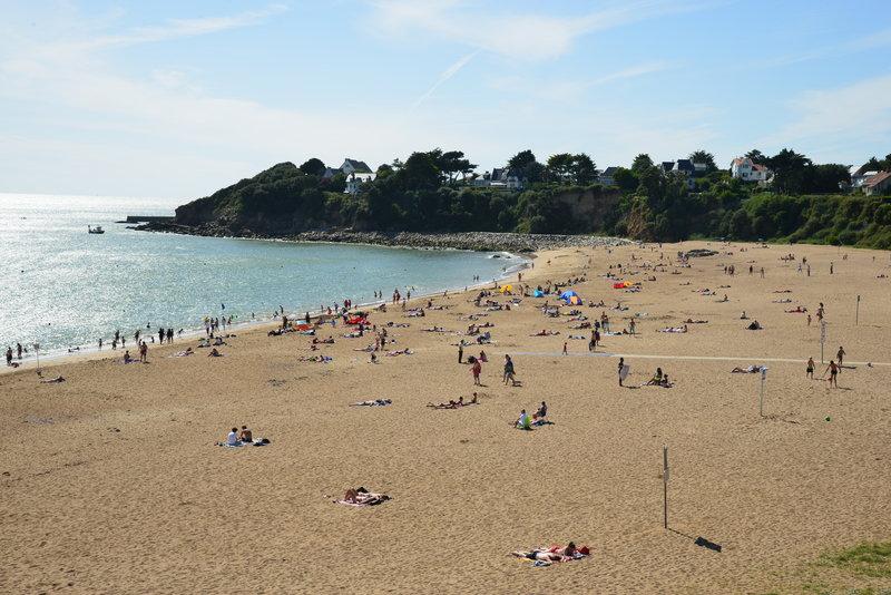 Holiday Inn Express Saint - Nazaire-Beach of St Nazaire<br/>Image from Leonardo