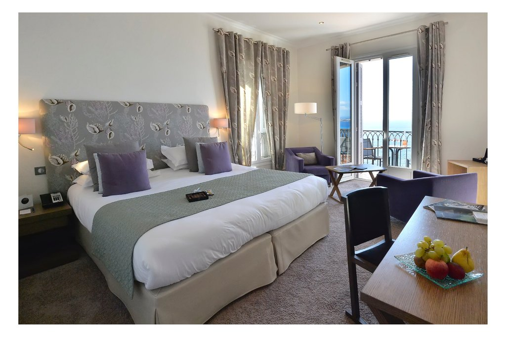 La Perouse Hotel-Guest Room<br/>Image from Leonardo