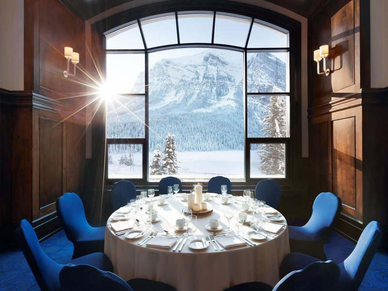 Fairmont Chateau Lake Louise-Meeting Room<br/>Image from Leonardo
