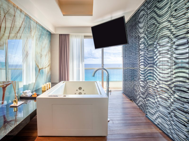 Live Aqua Cancun - Presidential Suite <br/>Image from Leonardo