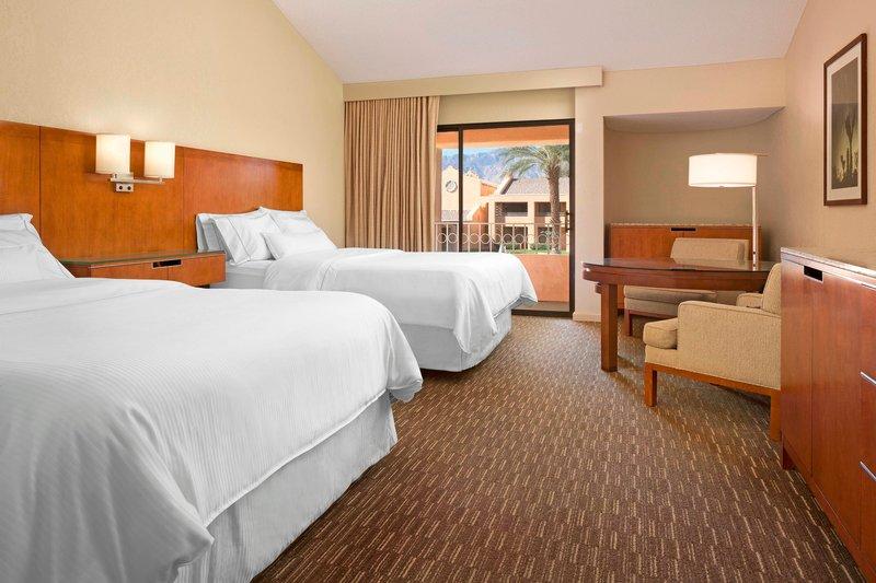 Westin Mission Hills Golf Resort-Queen/Queen Resort View Guest Room<br/>Image from Leonardo