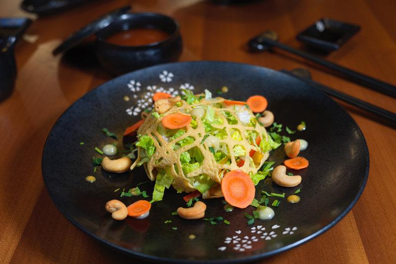 St Regis Resort Bora Bora - Bam Boo Restaurant - Asian Woks <br/>Image from Leonardo