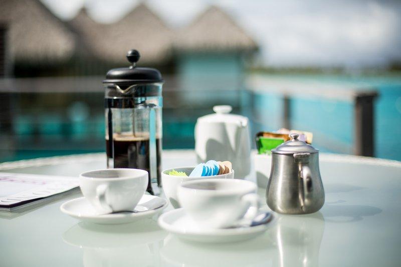 St Regis Resort Bora Bora - Wake Up Beverages <br/>Image from Leonardo