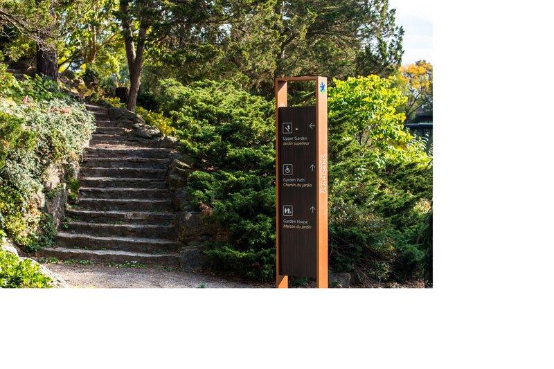 Staybridge Suites Hamilton - Downtown-Royal Botanical Gardens RockGarden Stairs Attraction<br/>Image from Leonardo