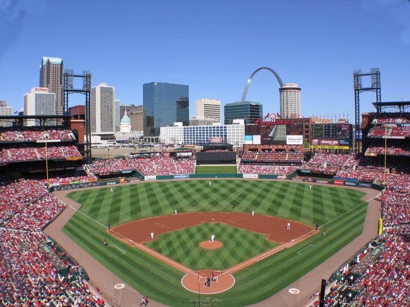 Crowne Plaza St. Louis Airport-Busch Stadium<br/>Image from Leonardo