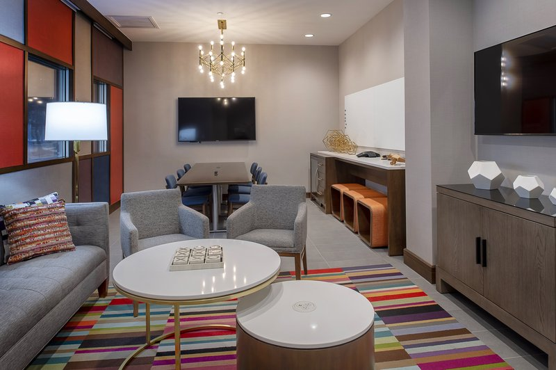 Crowne Plaza St. Louis Airport-The Studio is Located on Lobby Level<br/>Image from Leonardo
