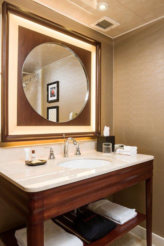 Sheraton Santo Domingo-Guest Bathroom<br/>Image from Leonardo