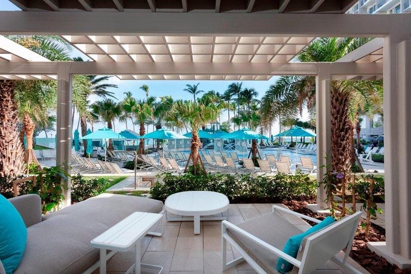 Marriott San Juan Resort - Lanai Cabana View <br/>Image from Leonardo