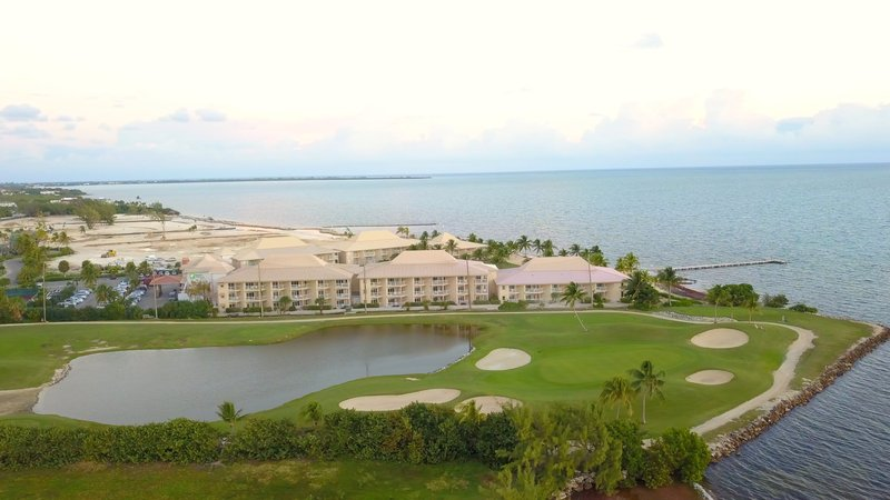 Holiday Inn Resort Grand Cayman-North Sound Golf Course, Golf, Green, Golfers paradise<br/>Image from Leonardo