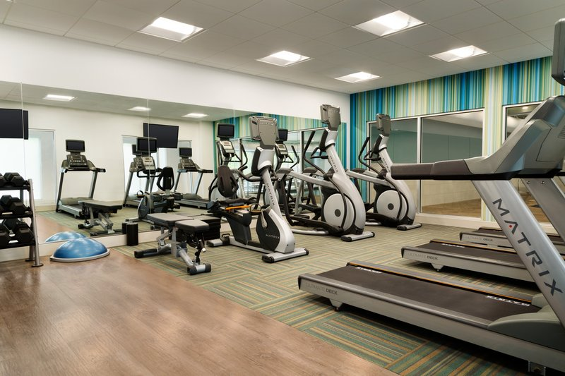 Holiday Inn Express And Suites Madisonville-Fitness Center<br/>Image from Leonardo