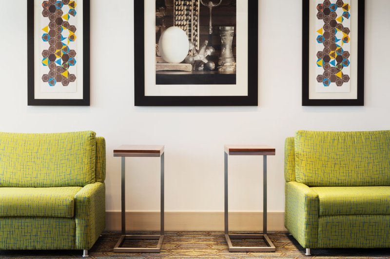 Holiday Inn Express And Suites Madisonville-Lobby Lounge<br/>Image from Leonardo