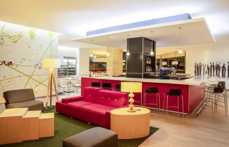 Fiesta Inn Guadalajara Expo-Lobby Bar<br/>Image from Leonardo