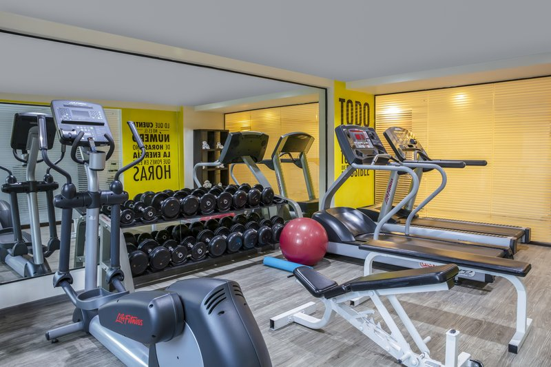 Fiesta Inn Guadalajara Expo-Gym<br/>Image from Leonardo