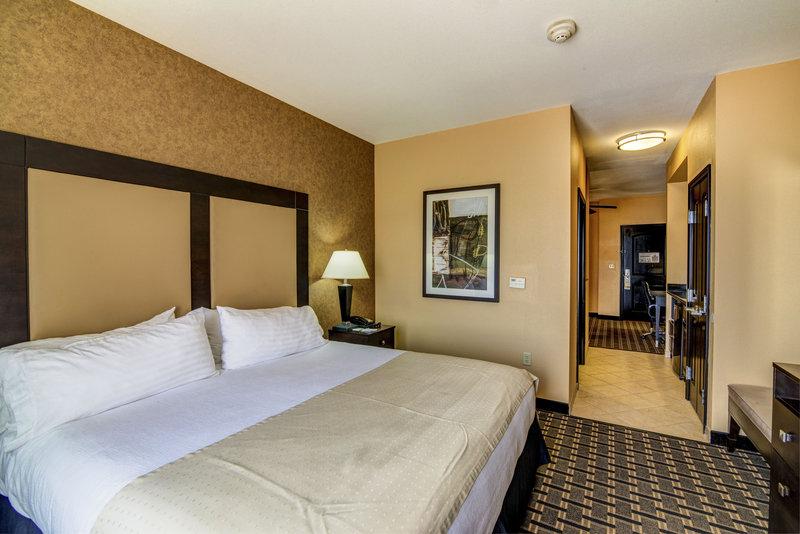 Holiday Inn Arlington NE-Rangers Ballpark-Suite Guest Room<br/>Image from Leonardo