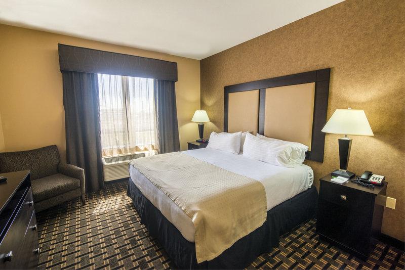 Holiday Inn Arlington NE-Rangers Ballpark-Suite Guest Bedroom<br/>Image from Leonardo